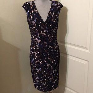 Ralph Lauren Sheath Dress Size 8